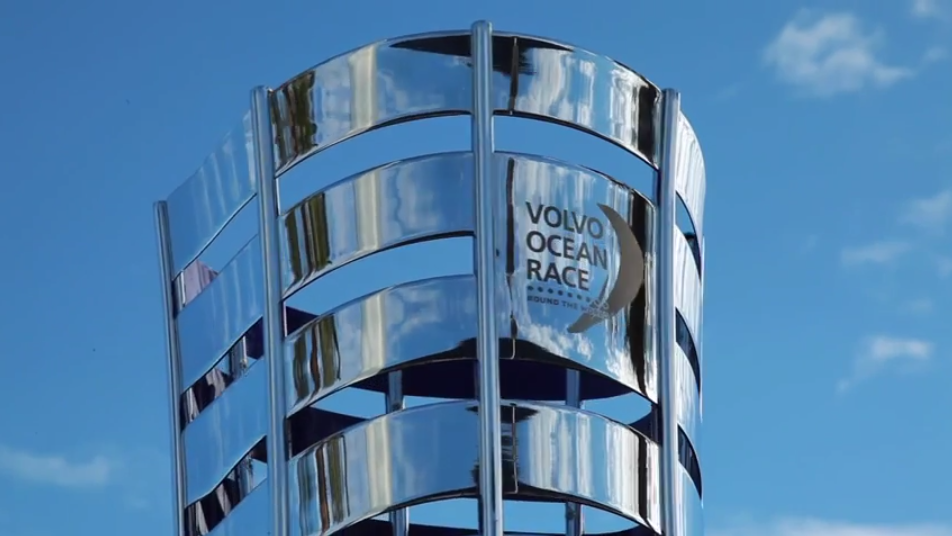 Design Volvo Ocean Race Trophy